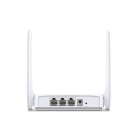 Mercusys MW301R router wireless Fast Ethernet Banda singola (2.4 GHz) Bianco