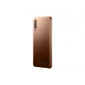 GRADATION COVER GOLD GALAXY A7