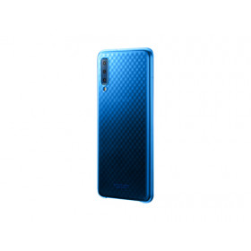 GRADATION COVER BLUE GALAXY A7