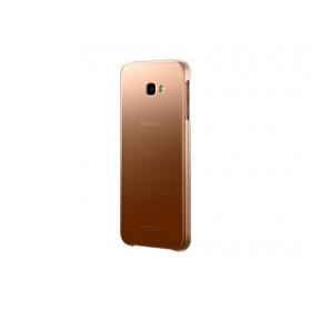 GRADATION COVER GOLD GALAXY J4+