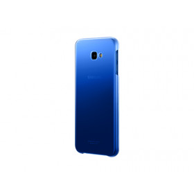 GRADATION COVER BLUE GALAXY J4+