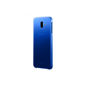 GRADATION COVER BLUE GALAXY J6+