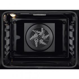 Electrolux EOB2201DOX forno Forno elettrico 68 L Nero, Acciaio inossidabile A
