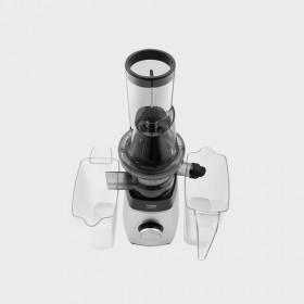Beko SJA3209BX spremiagrumi Estrattore di succo Nero, Acciaio inossidabile, Trasparente 200 W