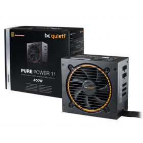 be quiet! Pure Power 11 400W CM alimentatore per computer ATX Nero