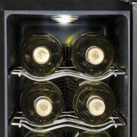 G3 Ferrari Riserva cantina vino Libera installazione Nero 10 bottiglia/bottiglie Cantinetta termoelettrica B