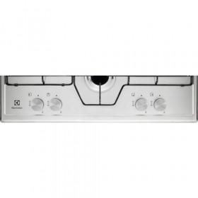 Electrolux KGS6454SX piano cottura Acciaio inossidabile Incasso Gas