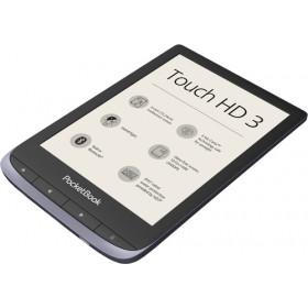 Pocketbook Touch HD 3 lettore e-book Touch screen 16 GB Wi-Fi Nero, Grigio