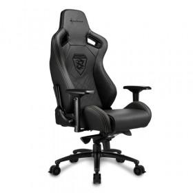 Sharkoon Skiller SGS5 sedia da ufficio e computer Seduta imbottita Schienale imbottito