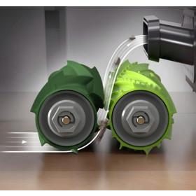 iRobot Roomba e5152 aspirapolvere robot Senza sacchetto Nero, Rame