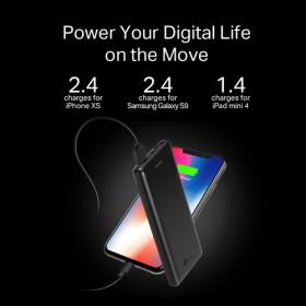 TP-LINK TL-PB10000 batteria portatile Nero Polimeri di litio (LiPo) 10000 mAh