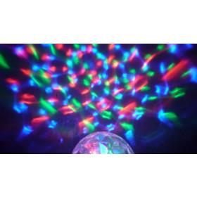 Karma Italiana CLB 3 stroboscopio&luce da discoteca Faro da discoteca Multicolore Adatto per uso interno