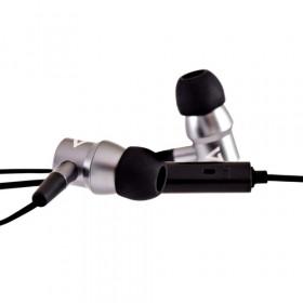 V7 HA111-3EB auricolare per telefono cellulare Stereofonico Nero