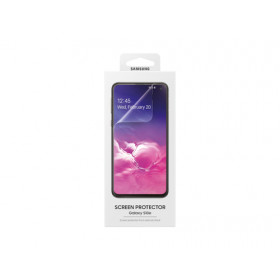 SCREEN PROTECTOR TRANSPARENT GALAXY S10 E