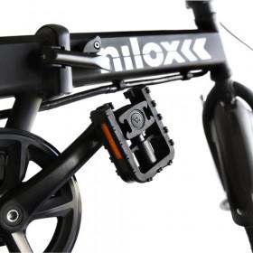 Nilox X2 Plus Nero Acciaio 40,6 cm (16