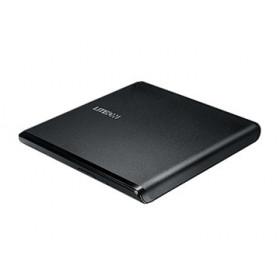 Lite-On ES1 lettore di disco ottico Nero DVD±RW