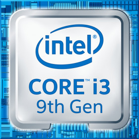 Intel Core i3-9100F processore 3,6 GHz Scatola 6 MB Cache intelligente