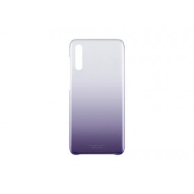 GRADATION COVER VIOLET GALAXY A70
