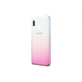GRADATION COVER PINK GALAXY A40