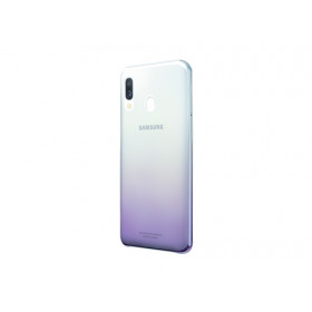 GRADATION COVER VIOLET GALAXY A40