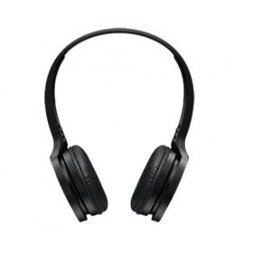 Panasonic RP-HF410BE-K headphones/headset Cuffia Padiglione auricolare Nero