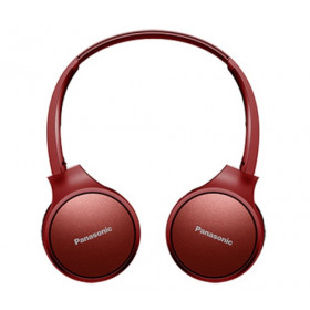 Panasonic RP-HF410BE-R headphones/headset Cuffia Padiglione auricolare Rosso