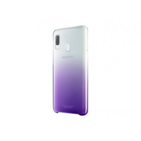 GRADATION COVER VIOLET GALAXY A20E
