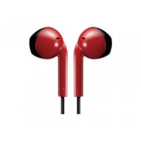 JVC HA-F19M-RB auricolare per telefono cellulare Stereofonico Rosso