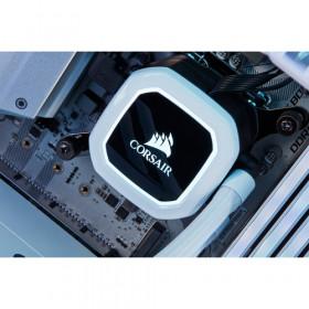 Corsair Hydro Series H100i RGB PLATINUM SE raffredamento dell'acqua e freon Processore