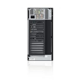 Fujitsu ESPRIMO P958 9th gen Intel® Core™ i5 i5-9600 8 GB DDR4-SDRAM 512 GB SSD Nero, Rosso Torre media PC