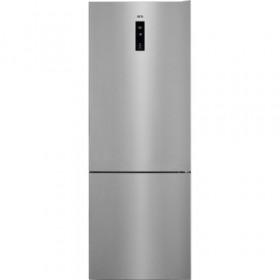 AEG RCB73831TX frigorifero con congelatore Incorporato Acciaio inossidabile 360 L A+++