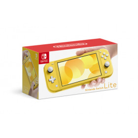 Nintendo Switch Lite console da gioco portatile Giallo 14 cm (5.5