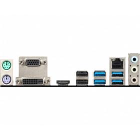 MSI B450M PRO-M2 MAX scheda madre Presa AM4 Micro ATX AMD B450