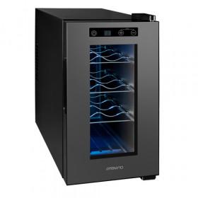 MEDION MD 37430 cantina vino Libera installazione Nero 8 bottiglia/bottiglie A+