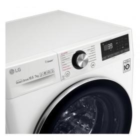 LG F4DV910H2 lavatrice Libera installazione Caricamento frontale Bianco 10,5 kg 1400 Giri/min A