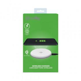 Celly WLFASTFEELWH Caricabatterie per dispositivi mobili Bianco Interno