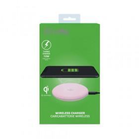 Celly WLFASTFEELPK Caricabatterie per dispositivi mobili Interno Rosa