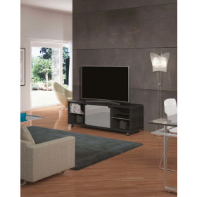Munari MT150NEBI supporto TV e sistema audio 6 ripiani
