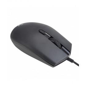 Vultech MOU-2038 mouse USB Ottico 1600 DPI Ambidestro