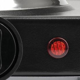 Girmi PE36 Nero Superficie piana A induzione 2 Fornello(i)