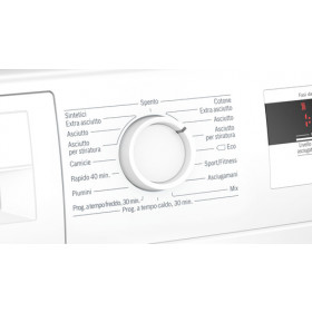 Bosch Serie 4 WTH83008II asciugatrice Libera installazione Caricamento frontale Bianco 8 kg A+