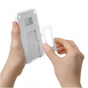 Celly WLFASTSTANDWH Caricabatterie per dispositivi mobili Interno Bianco