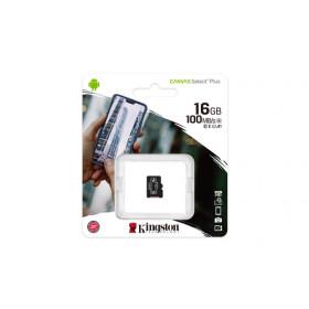 Kingston Technology Canvas Select Plus memoria flash 16 GB MicroSDHC Classe 10 UHS-I