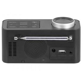 Trevi RC 80D6 DAB radio Portatile Analogico e digitale Nero, Argento