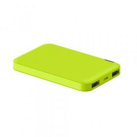 Celly PBE5000 batteria portatile Ioni di Litio 5000 mAh Giallo