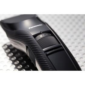 Panasonic ER-GC53, Tagliacapelli, Pettine accessorio, 19 step taglio, Lavabile, Nero