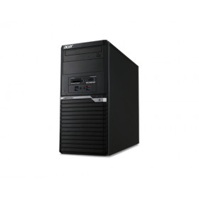 Acer Veriton M M6660G Intel® Core™ i7 di nona generazione i7-9700K 8 GB DDR4-SDRAM 512 GB SSD Nero Scrivania PC