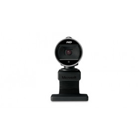 Microsoft LifeCam Cinema for Business webcam 1280 x 720 Pixel USB 2.0 Nero