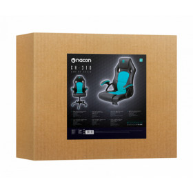 NACON PCCH-310 sedia per videogioco Sedia per gaming universale Sedia imbottita tappezzata