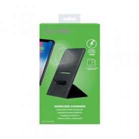 Celly WLFASTSLIMBK Caricabatterie per dispositivi mobili Interno Nero